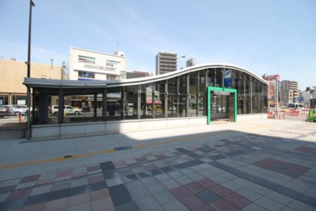 六本松駅6