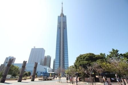 福岡タワー (4)